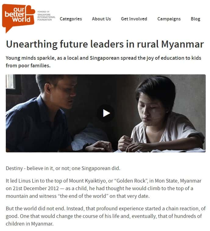 OBW-Unearthing future leaders